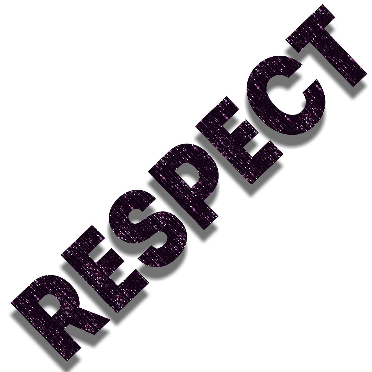 relacion respeto