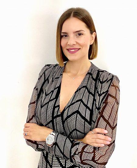 Diana Synelnyk psicóloga en Bilbao